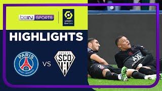 Paris Saint-Germain 2-1 Angers Pekan 10