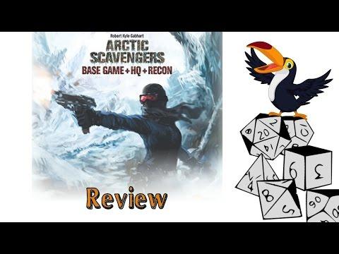 Arctic Scavengers Review