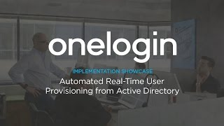 OneLogin video