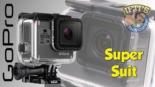 GoPro Hero 5 Black - Super Suit Dive Housing : REVIEW