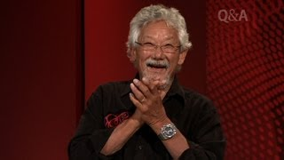 Q&A - An Audience With David Suzuki