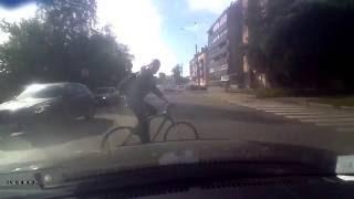 Типичный велосипедист