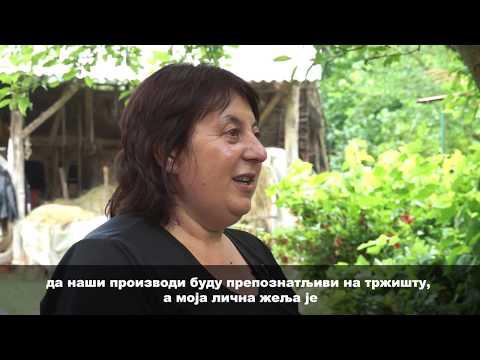 Babušnica kao mesto ženskog biznisa - od ajvara do šumske jagode