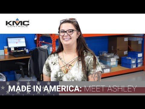 Made In America: Meet Ashley