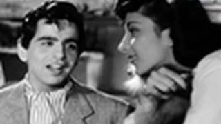 Hum Aaj Kahin Dil Kho Baithe (Video Song) - Andaz - YouTube