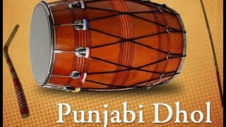 Punjabi Dhol Non Stop * Best * TOP RATED