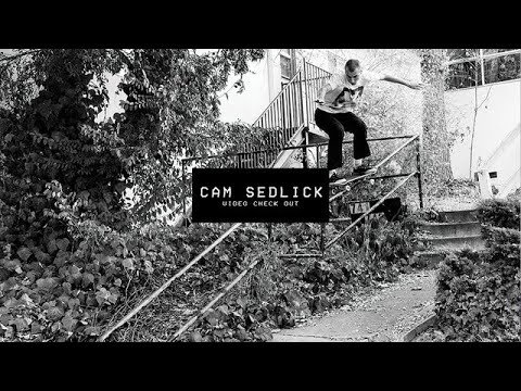 Video Check Out: Cam Sedlick - TransWorld SKATEboarding