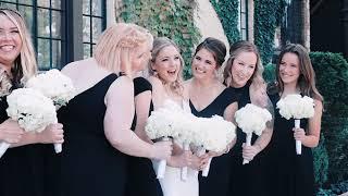 Holly & William Wedding Film | Deer Path Inn | Lake Forest, IL