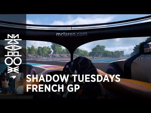 Shadow Tuesdays | French GP