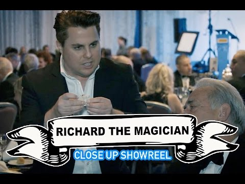 Richard The Magician Video