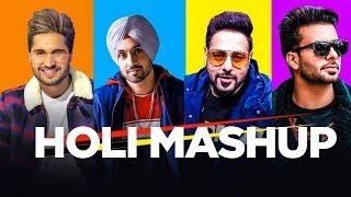 Holi Special  Smashup | DJ Harshal X Sunix Thakor | Latest Punjabi Songs 2019 | Speed Records