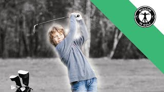 HOW TO START YOUR KIDS IN GOLF PROPERLY-WISDOM IN GOLF