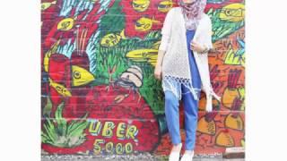 Casual Hijab Fashion Style - Street Style Hijab Outfits