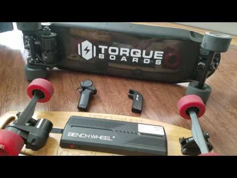 $399 Electric Skateboard – Benchwheel Penny Board Review
