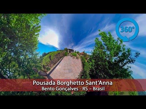 Pousada Borghetto Sant'Anna em Bento Gonçalves, RS – Brasil - COMER. DORMIR. VIAJAR.
