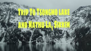 preview picture of video 'Trip To Tsomgo lake and Nathu la pass'