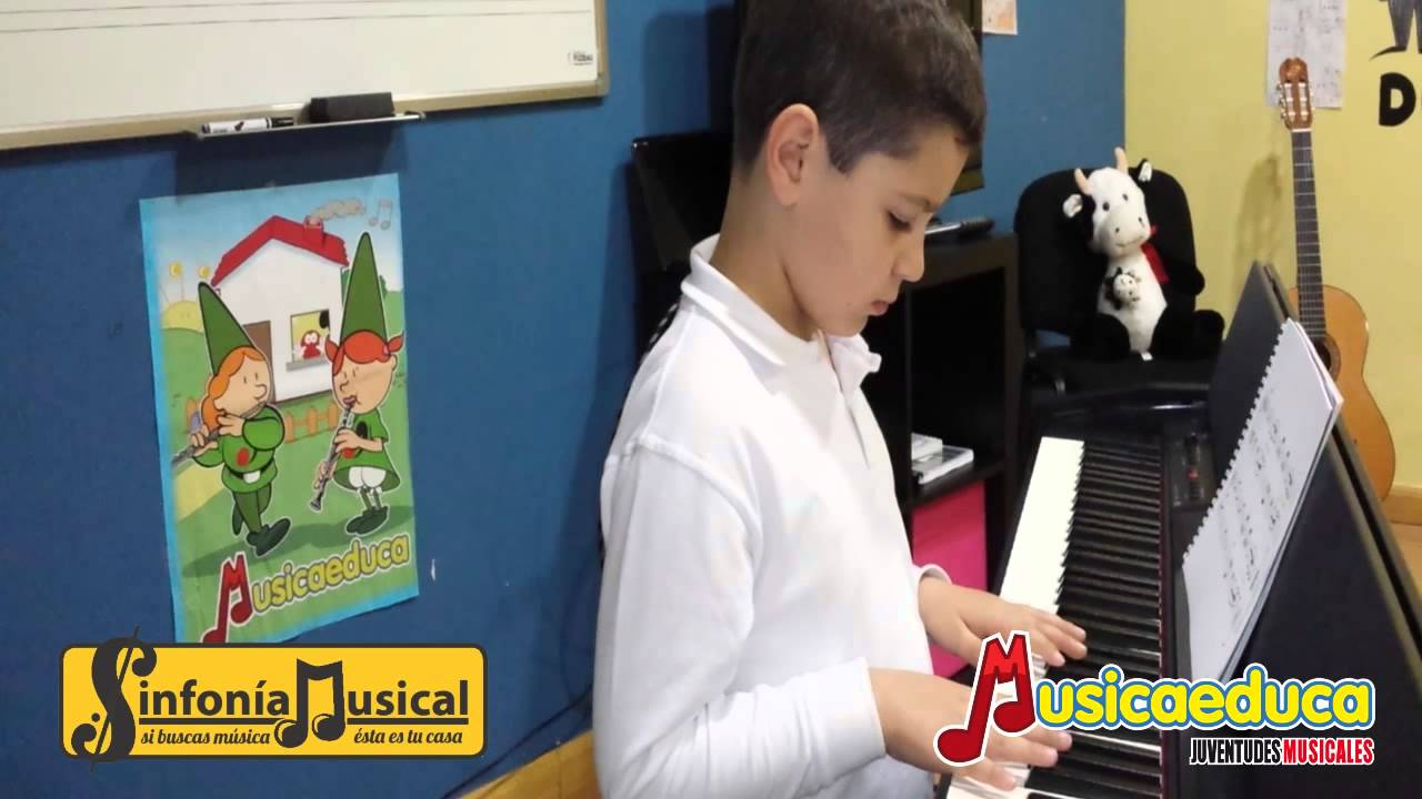 La marioneta vieja - Mi Teclado 2 - Sinfonía Musical