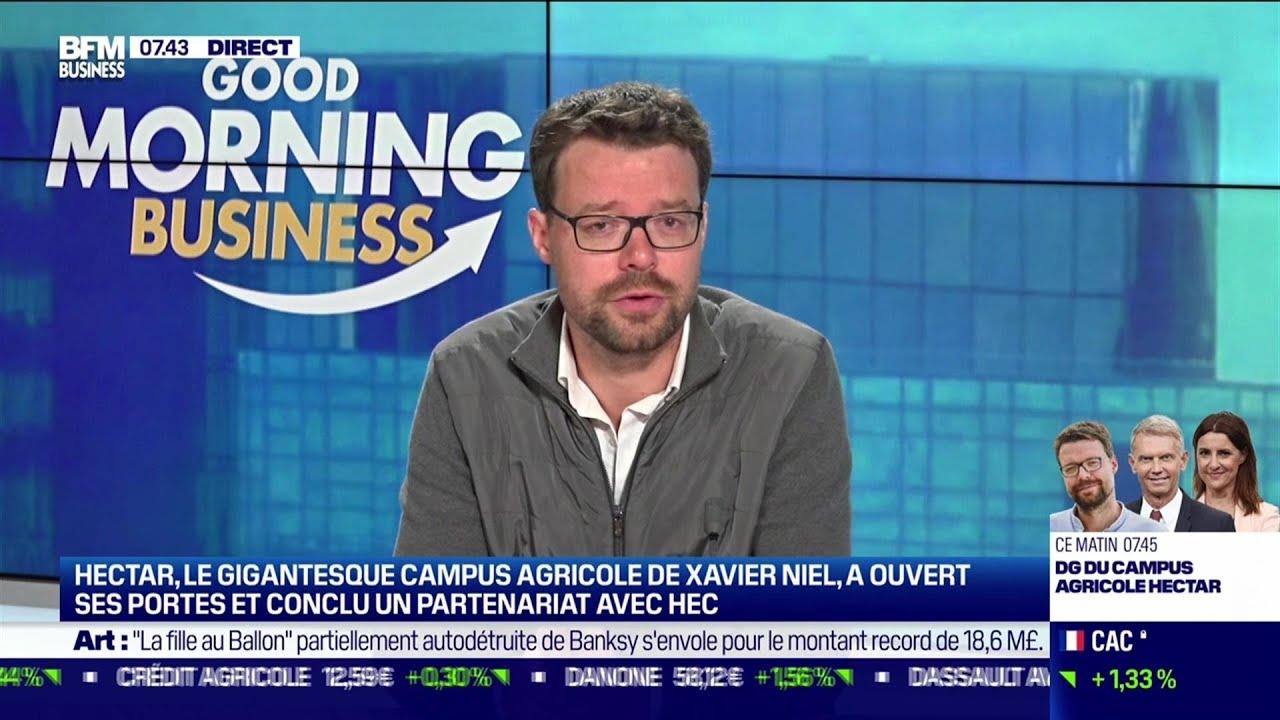 Francis Nappez (Hectar) : Hectar, le plus grand campus agricole du monde