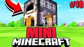 MEIN MINI HAUS Ist FERTIG?! - Minecraft MINI #10 [Deutsch/HD]