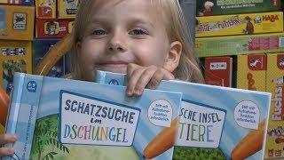 create tiptoi Bücher - Schatzsuche im Dschungel und Die magische Insel der Tiere (Ravensburger)