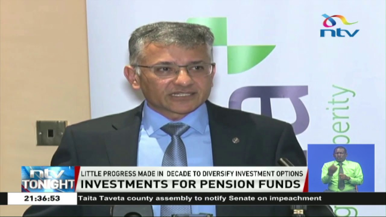 Little progress made in the diversification of investment options for pension funds