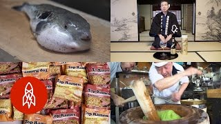 These 5 Japanese Food Stories Will Satisfy Every Appetite
