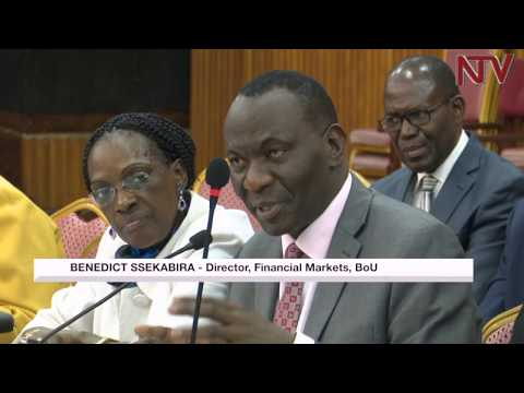 Bagyenda sold Banks on phone - Parliament told