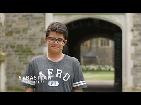 Testimonial from Sebastian - 15 - Mexico