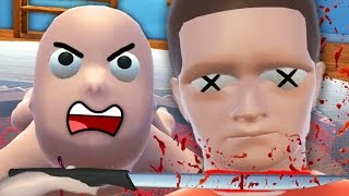 BABY KILLS THE DADDY !!! :O (Who's Your Daddy Funny Moments)