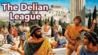 The Delian League: The Athenian Empire - Ancient History #10 See U in History