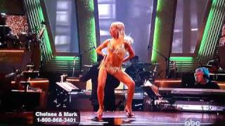 "Chelsea Kane on Dancing With The Stars Week 3 Dancing to The Summer Set's ""Chelsea"""