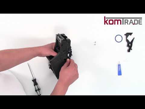 Siemens EQ.7 Serie Reparaturanleitung Brüheinheit/Brühgruppe reparieren-revidieren-überholen