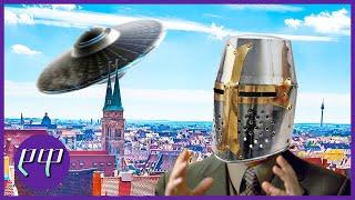 UFO-ები შუასაუკუნეებში
