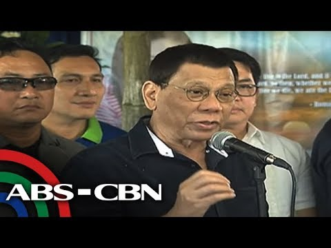 TV Patrol: Di lehitimong ahensiya ang Rappler ayon kay Duterte