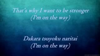 FMA brotherhood OP1 ~ [Again]~『English and Romaji Lyrics 』