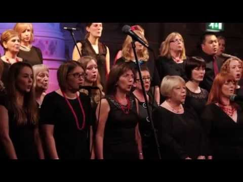 Mary's Prayer - Glasgow's Voice of the Town Choir
