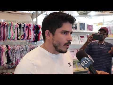 Feira para gestantes oferece produtos a menos de R$1,00 em Olinda