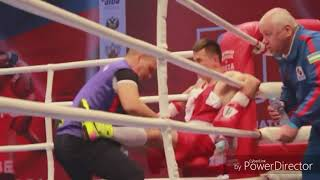 Hasanboy Dusmatov A good Uzbek fighter lost