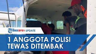 Polsek Kiwirok Diserang KKB Papua Dini Hari, 1 Polisi Tewas Ditembak, Jenazah Dievakuasi ke Jayapura