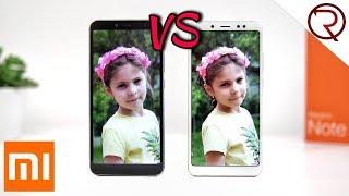 Xiaomi Redmi S2 / Xiaomi Redmi Y2 VS Xiaomi Redmi Note 5 - CAMERA COMPARISON!