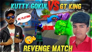 Oh My God This Match?? | Best Revenge Ever Kutty Gokul!! | Gaming Tamizhan Vs Kutty Gokul |1 vs 1