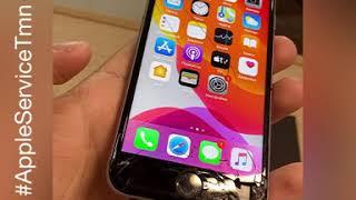 Замена стекла iPhone 6s в Тюмени