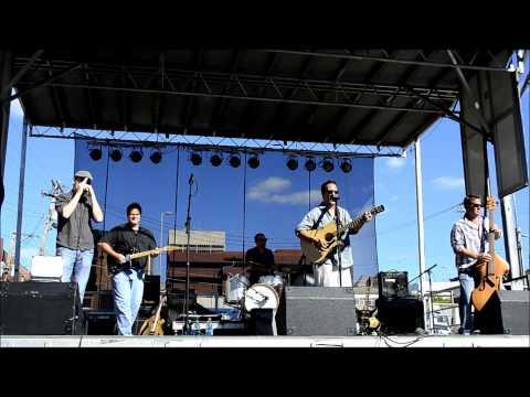 "The Down Home Blues Band  ""Sweet on You"" live @ Saint Louis Art Fair 2012"