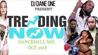 Dancehall Mix October 2018 (Vybz Kartel Alkaline Busy Signal MavadoteejayRygin KingMasicka