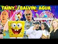 Tainy J Balvin Agua Music From quot Spon