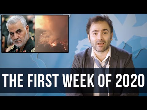 The First Week of 2020 - SOME MORE NEWS
