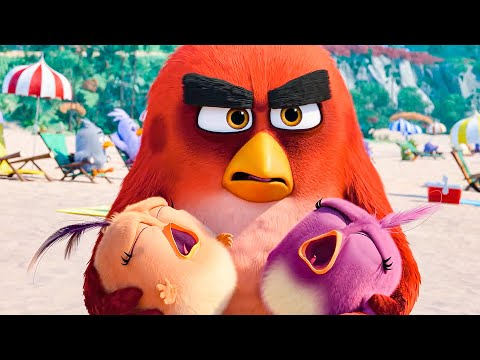 Watch the official first 10 minutes preview clip for The Angry Birds Movie 2, an animation movie starring Jason Sudeikis, Josh Gad and Bill Hader. Available now ...