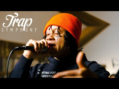 "Trippie Redd Performs ""Wish"" With Live Orchestra 