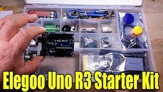 Arduino Starter Kit From Elegoo