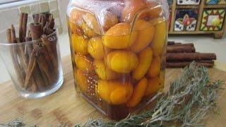 Рецепт- Маринованные кумкваты с кардамоном